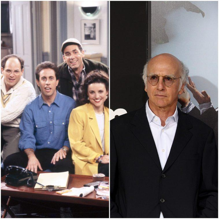 Seinfeld and Curb Your Enthusiasm