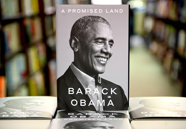 Barack Obama, Ventes de livres