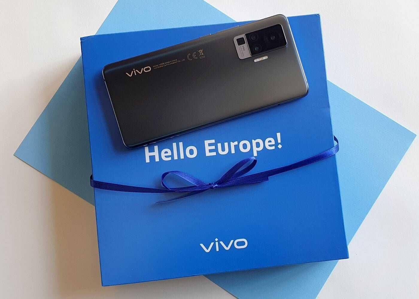 Vivo X51 débarque en Europe