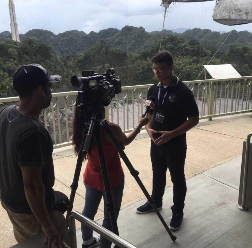 Les Partisans De L'observatoire D'arecibo Demandent à La Maison Blanche