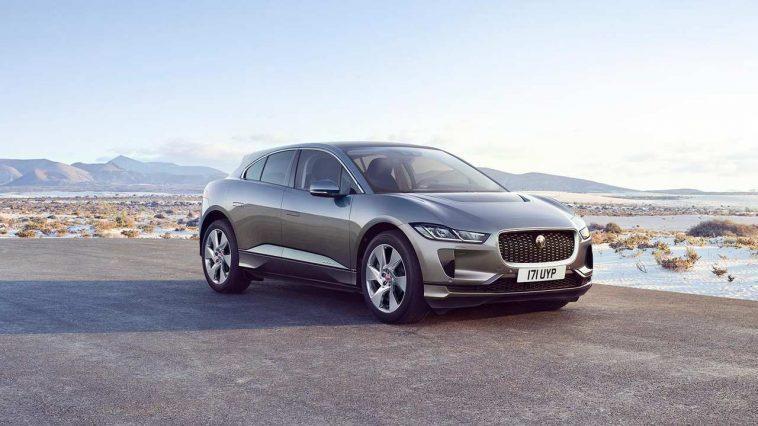 Les Pré Réservations De Suv électriques Jaguar I Pace Sont Désormais Ouvertes