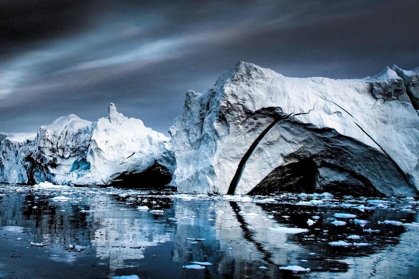Les rivières cachées du Groenland: elles trouvent sous les traces de glace d'un cours de rivière de plus de mille kilomètres que l'on pensait ne pas exister