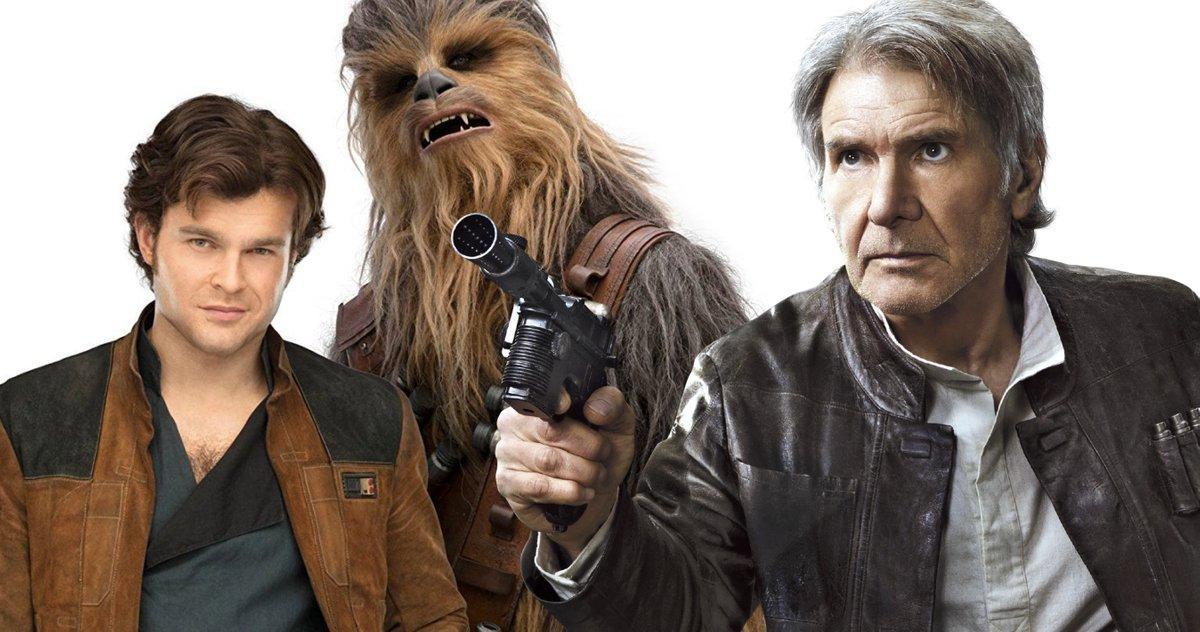 Les Vraies Pensées De Harrison Ford Sur Solo Révélées Par