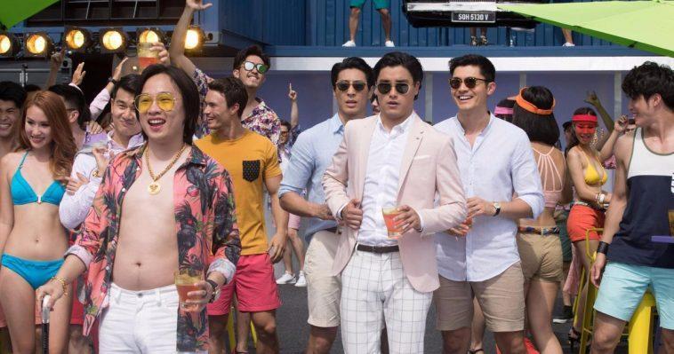 L'histoire De Crazy Rich Asians 2 Est Toujours En Cours