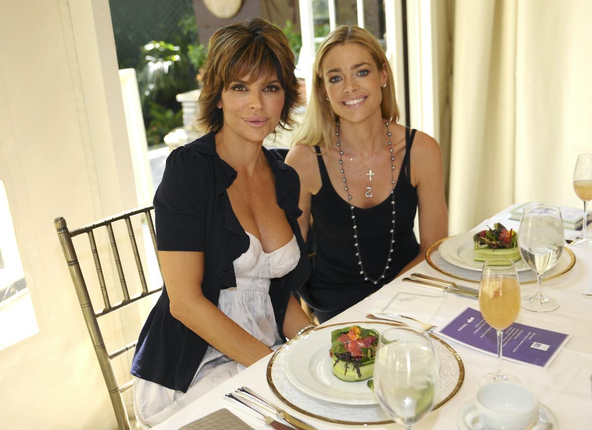 Lisa Rinna et Denise Richards
