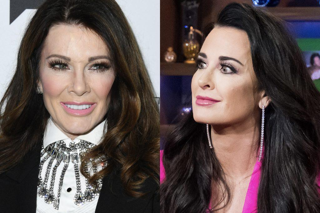 Lisa Vanderpump et Kyle Richards