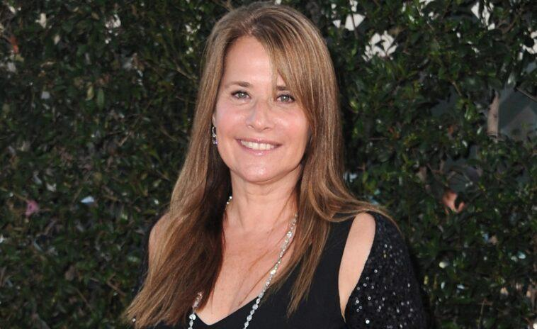 Lorraine Bracco arrives to The Academy of Motion Picture Arts and Sciences