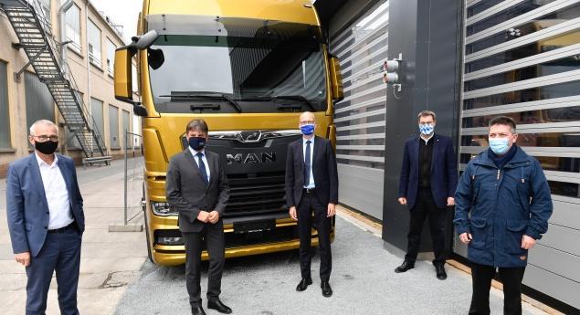 Man Truck & Bus étudie Les Solutions Hydrogène Pour Les