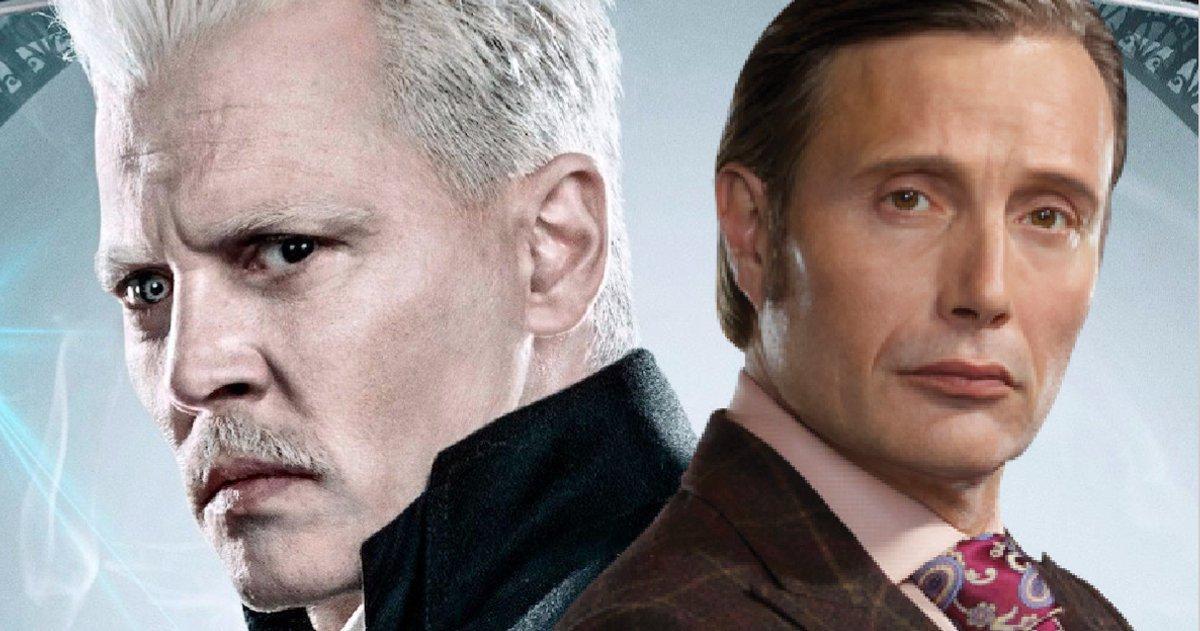 Mads Mikkelsen Est Le Meilleur Choix Pour Remplacer Johnny Depp