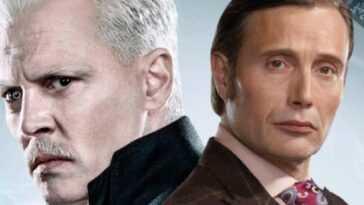 Mads Mikkelsen Remplace Officiellement Johnny Depp Dans Le Rôle De