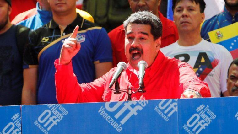 Maduro S'attend à Un Nouveau Dialogue Avec La Maison Blanche