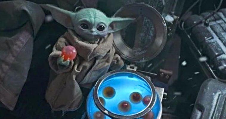 Manger Des œufs De Baby Yoda était Intentionnellement Dérangeant, Lucasfilm