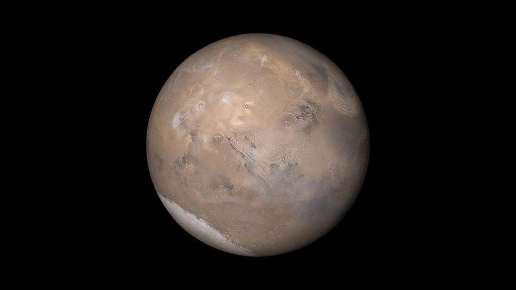 Mars: De Plus En Plus De Preuves Pour Les Lacs