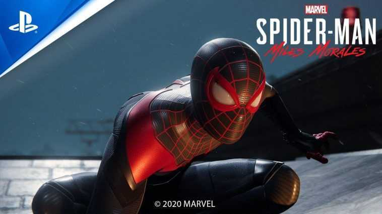 Marvel's Spider Man: Miles Morales Viendra Avec Le Costume Du Film
