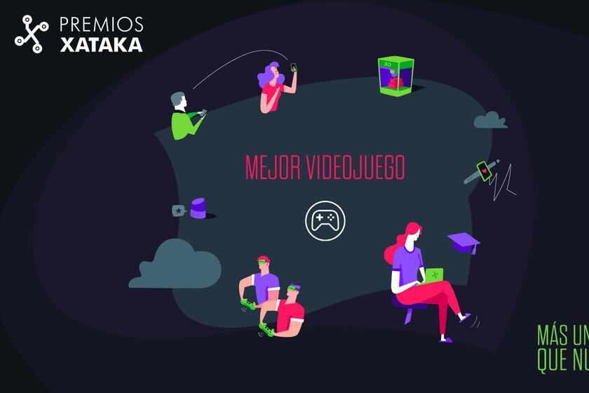 Meilleur jeu vidéo: votez aux Xataka Awards 2020