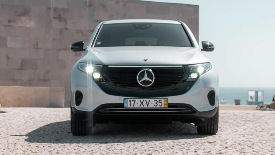 Mercedes Benz Eqc Se Charge Plus Rapidement