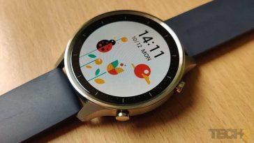 Mi Watch Revolve Review: Une Montre Intelligente Assez Performante Pour
