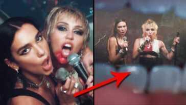 """Miley Cyrus Et Dua Lipa Accusées D'avoir """"copié"""" La Vidéo"""