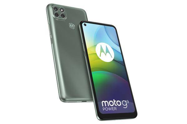 Moto G9 Power Promet Jusqu'à 60 Heures D'autonomie