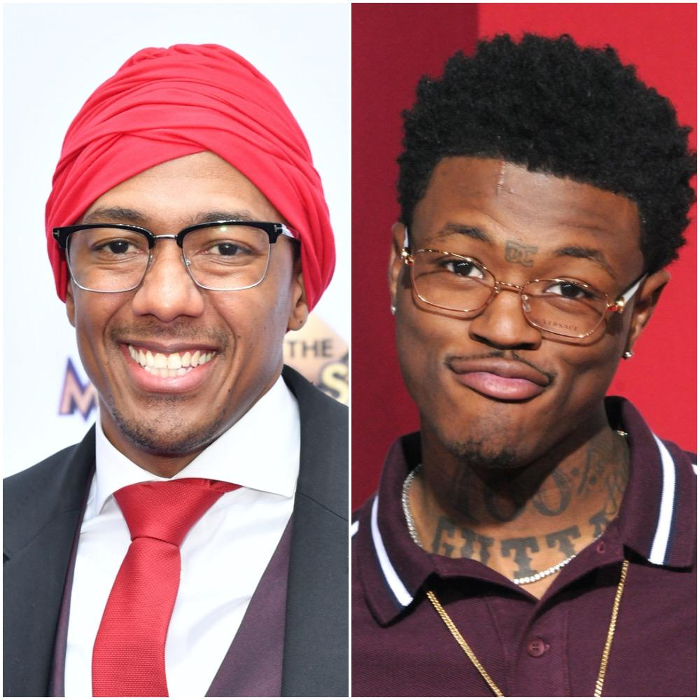 Nick Cannon et DC Young Fly