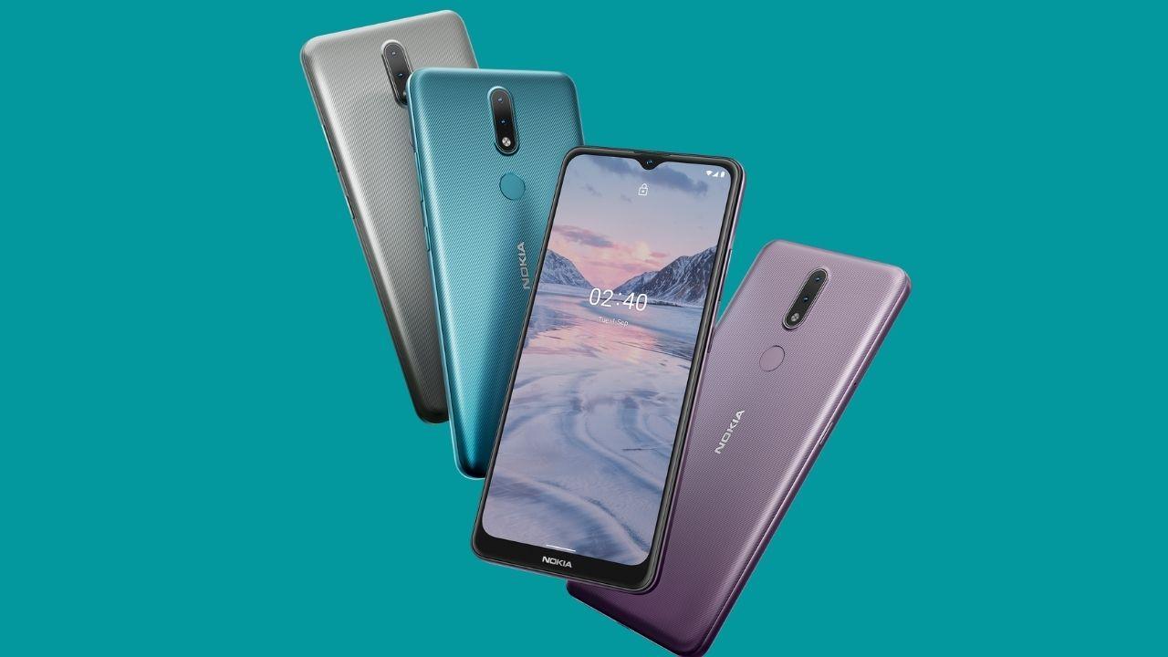 Nokia 2.4 Et Nokia 3.4 Seront Lancés En Inde Le