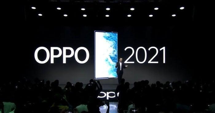 opppo mobile x 2012