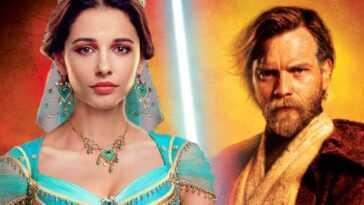 Obi Wan Kenobi Disney + Minisérie Veut La Star D'aladdin Naomi