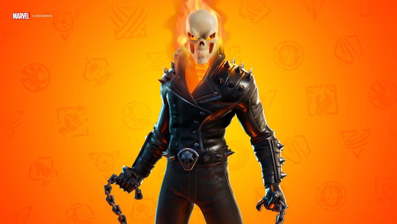Obtenez Le Skin Ghost Rider Gratuitement En Le Plaçant Dans