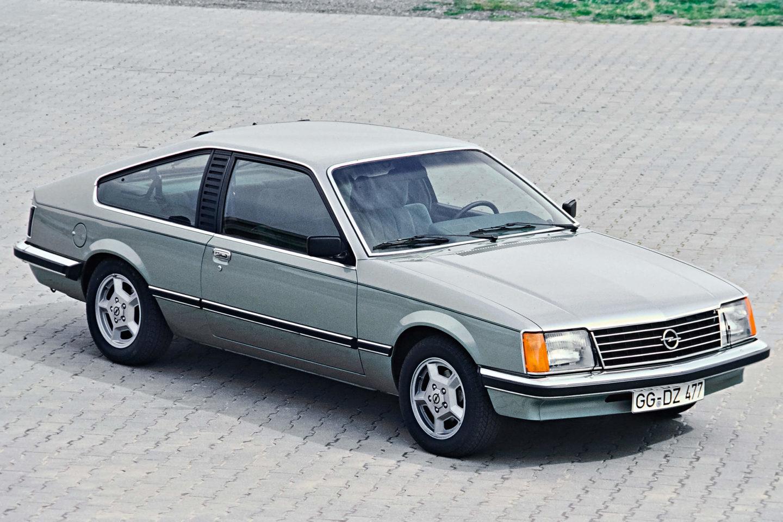 Opel Monza A1