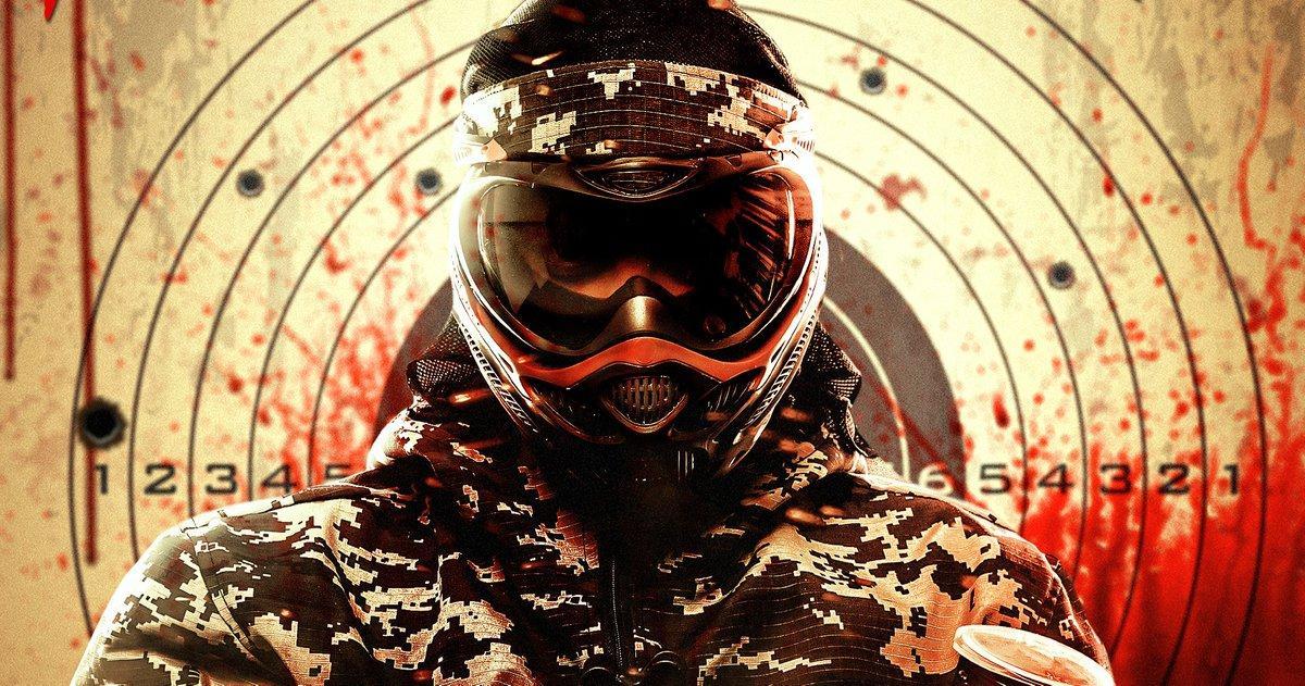 Paintball Massacre Trailer Mélange Du Sang Et De La Peinture