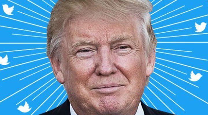 Parce Qu'à Partir De Janvier, Les Tweets De Trump Peuvent