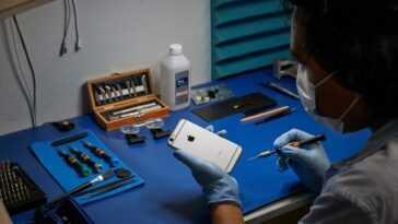 Parce Qu'il Sera Plus Facile De Réparer Les Smartphones Et