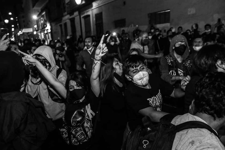 Pérou: Le Premier Concert En Face à Face Depuis La
