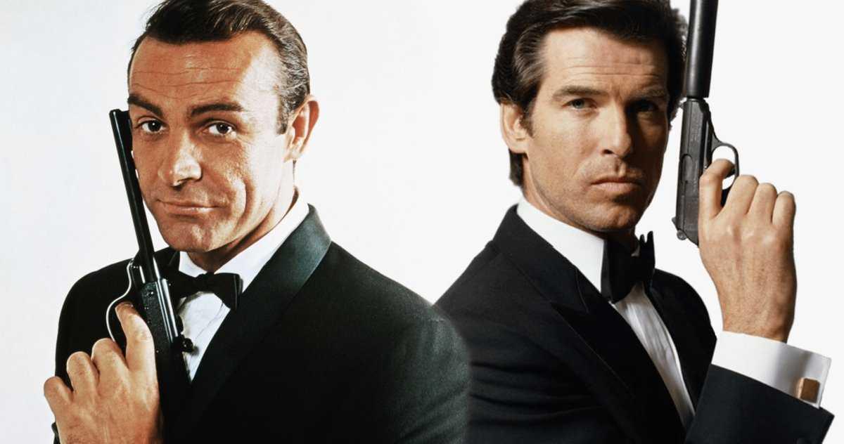 Pierce Brosnan Se Souvient De Sean Connery: Tu étais Mon