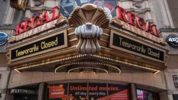 Plus De 600 Cinémas Américains Se Replient Sur Le Week End