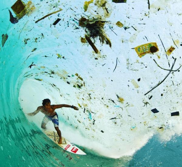 Pollution Plastique Des Océans Américains: Causes De Problèmes Croissants