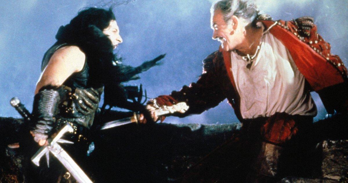 Pourquoi Highlander Est Le Film Parfait à Refaire Selon La