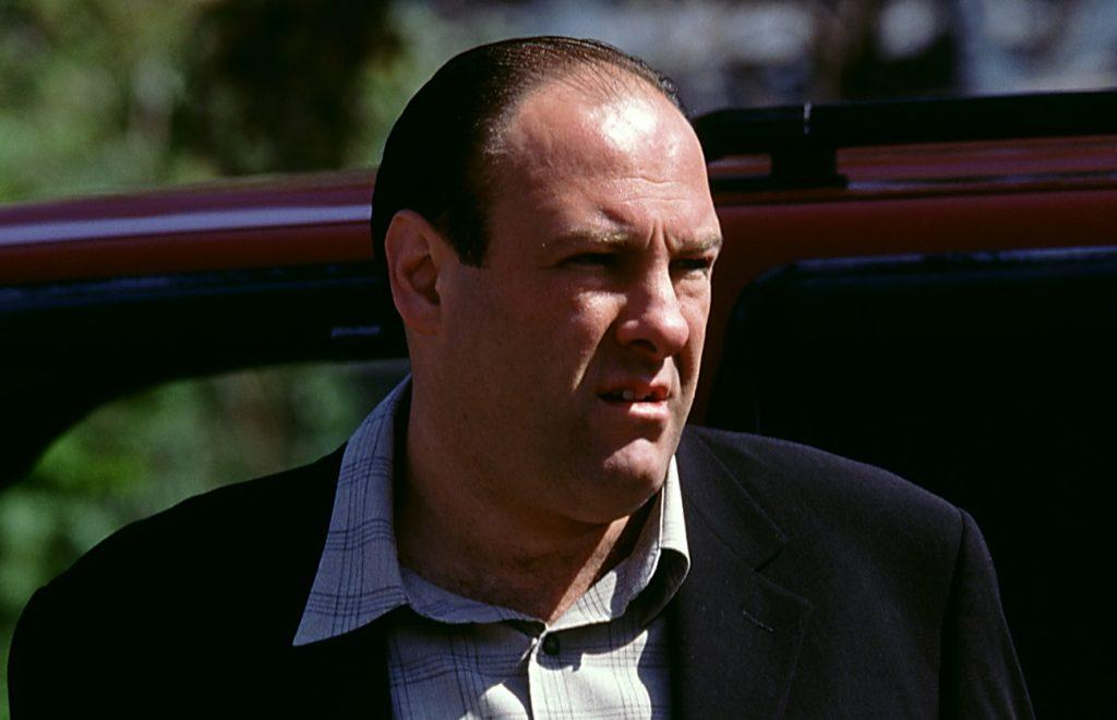 James Gandolfini comme Tony Soprano