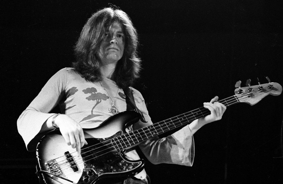 John Paul Jones 1973