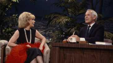 Joan Rivers on Johnny Carson