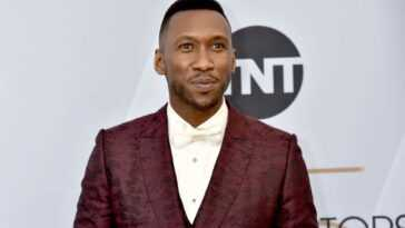 Mahershala Ali attends the 25th Annual Screen Actors Guild Awards