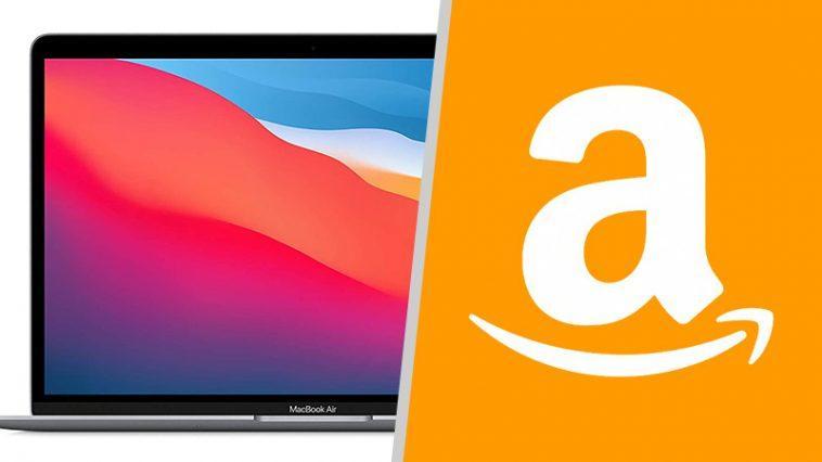 Précommandez Le Apple Macbook Air Avec La Puce M1 D'amazon
