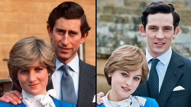 Quel âge avait Diana quand elle a rencontré Charles?  Leur différence d'âge dans The Crown expliquée