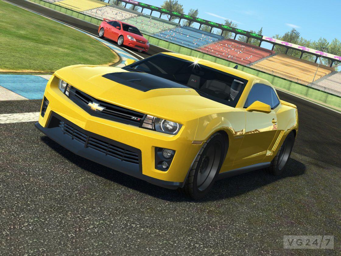 Real Racing 3 Mod Apk: Débloquez De L'argent Et Des