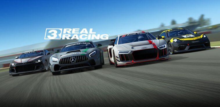 Real Racing 3 Mod Apk: Profitez De L'expérience Réaliste De