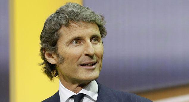 Rejoignez Bugatti. Stephan Winkelmann Est De Retour Chez Lamborghini