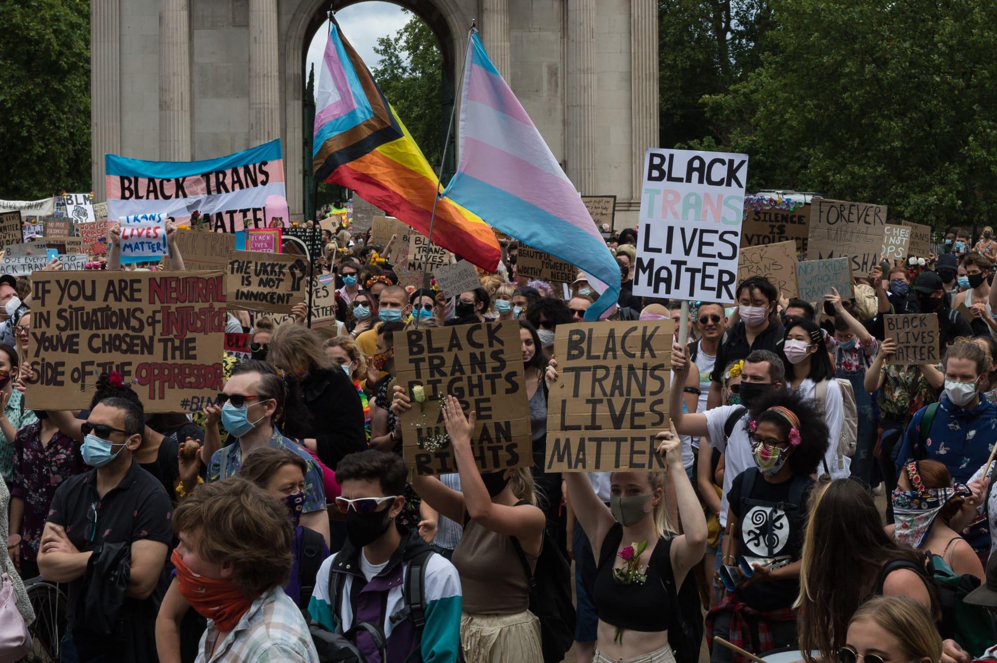 TransActual UK: autonomiser la communauté trans et lutter contre la transphobie