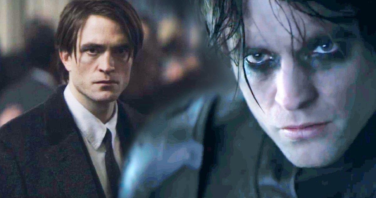 Robert Pattinson Plonge Dans L'esprit Torturé De Bruce Wayne Pour