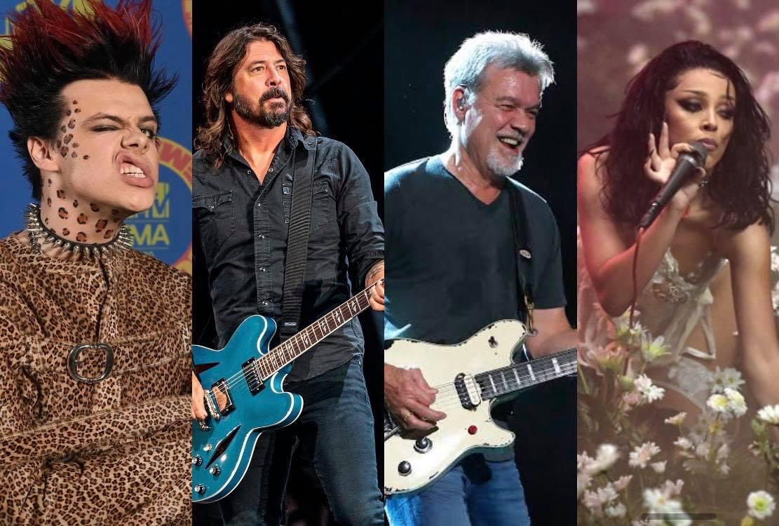 Rock Présent Aux Mtv Ema's Awards 2020 | 45s