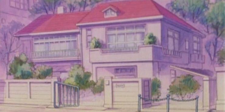Sailor Moon House